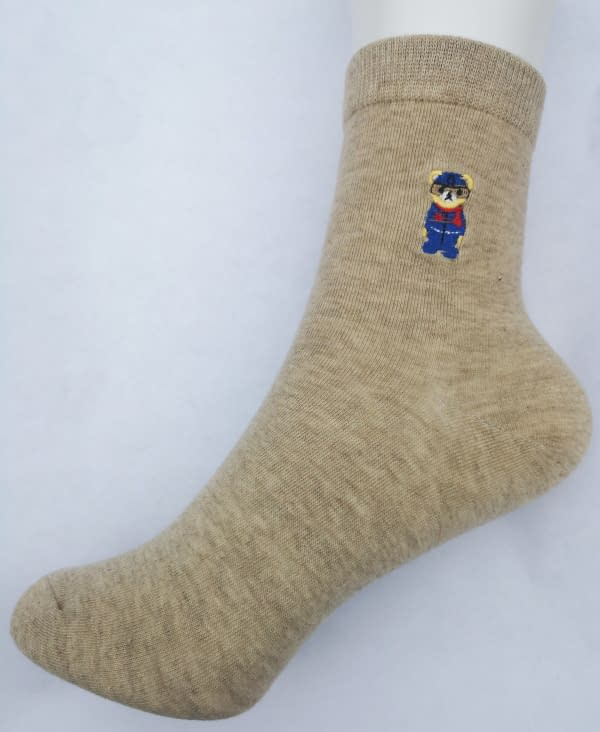 Teddy Ankle Sock