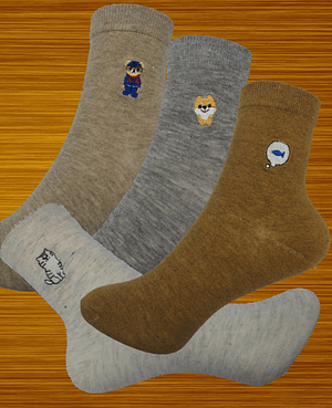 Ankle Friends collection OddSockLoc