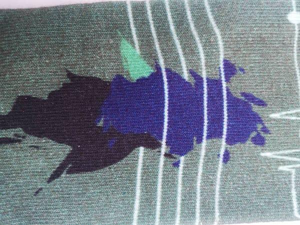 Joy – Music & Art Sock 4