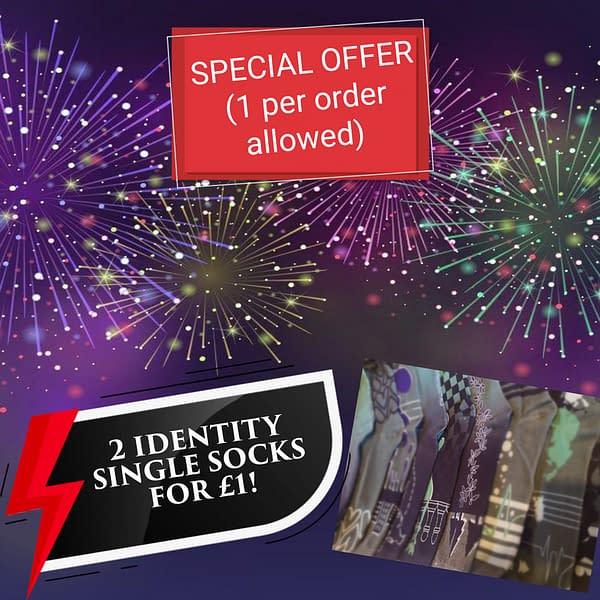 Special Offer 1 Per Order