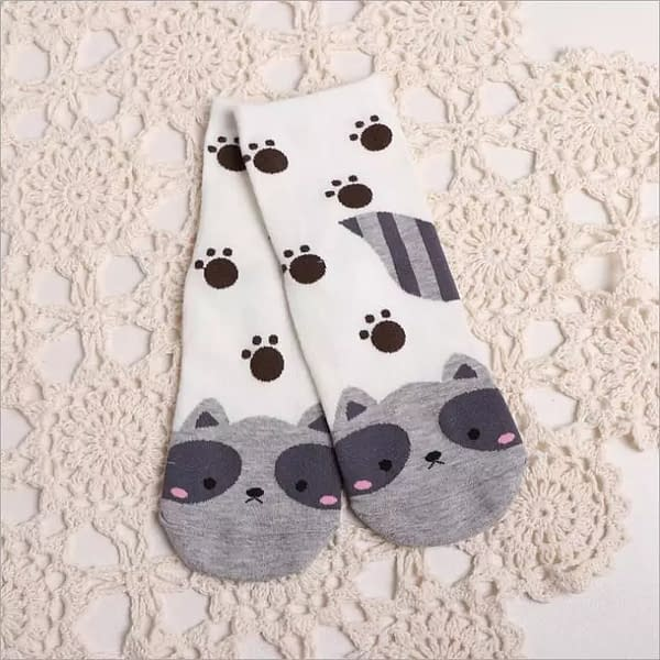 Animal Collection Ankle Sock Pack OddSockLoc