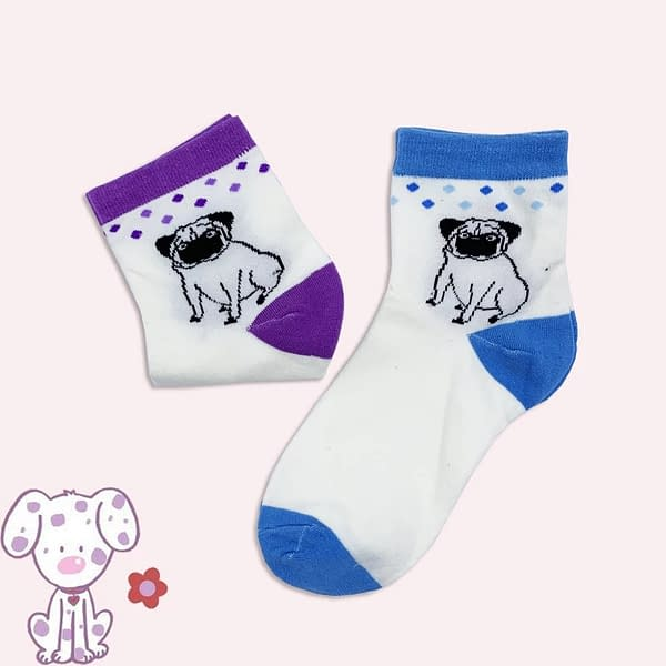 Dog Collection Ankle Sock Pack OddSockLoc