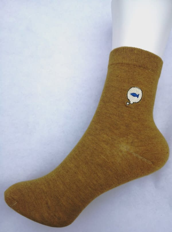 Fish Ankle Sock