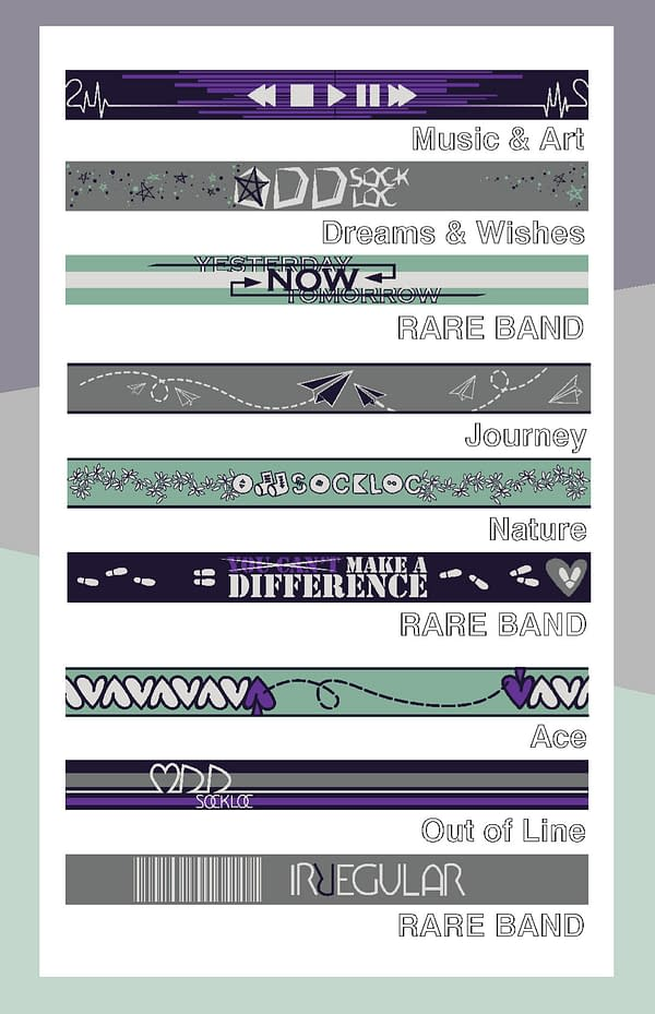 Band Design List